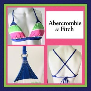 👙 Abercrombie and Fitch Bikini Top